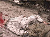 Sarajewo 5.2.1994 - Bomben für den Frieden