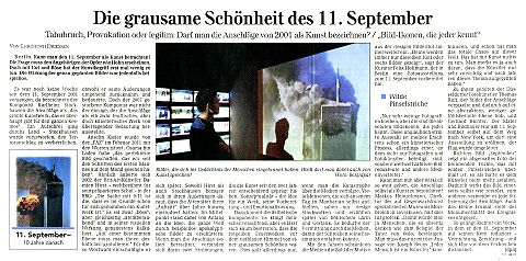 islamismus 11 september