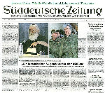 Sueddeutsche zeitung bekanntschaftsanzeigen