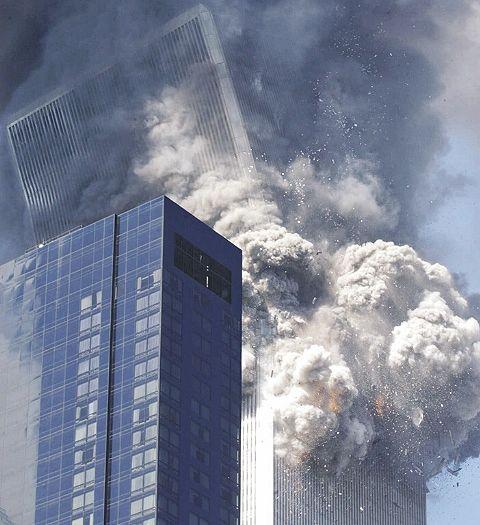Einsturz World Trade Center
